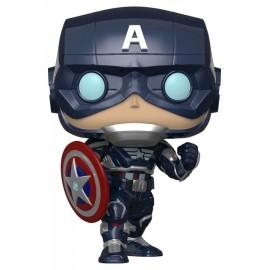 Games:627 Avengers Game -Captain America (Stark Tech Suit)