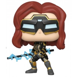 Games:630 Avengers Game -Black Widow (Stark Tech Suit) w/ Glow Chase