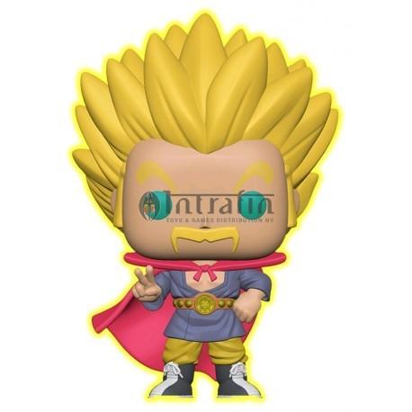 Animation: Dragon Ball Super S4 - Super Saiyan Hercule (Glow)