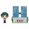 Town: My Hero Academia - U.A. High School w/ Deku in Uniform