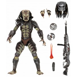 "Predator 2 - 7"" Scale Action Figure - Ultimate Scout Predator"