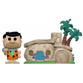 Town: Flintstones - Flintstone's Home