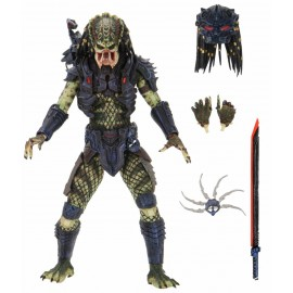 "Predator 2 - 7"" Scale Action Figure - Ultimate Armored Lost Predator"