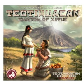 Teotihuacan: Shadow of Xitle - Board Game Expansion