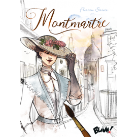 Mont Martre - Card Game