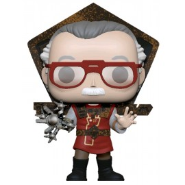 Icons: Stan Lee in Ragnarok Outfit