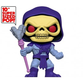 "Animation: Masters of the Universe - 10"" Skeletor"