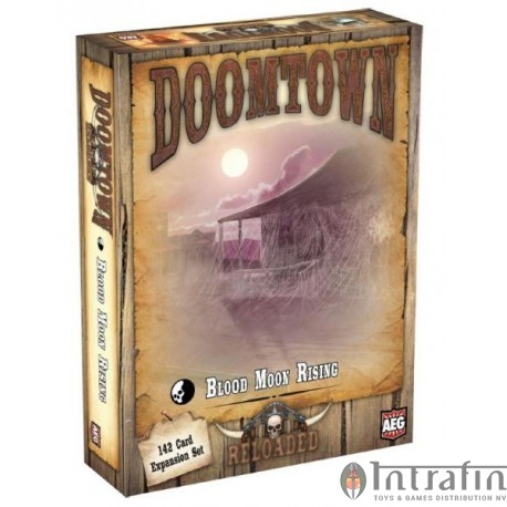 Doomtown Pine Box 4: Blood Moon Rising