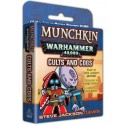 Munchkin Warhammer 40.000 Cults and Cogs- Card Game