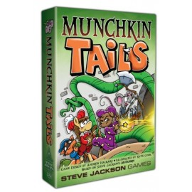 Munchkin Tails - Card Game