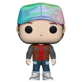 Movie : Back To The Future - Marty in Future Outfit