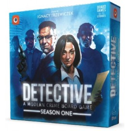 Detective: Season One - Board Game