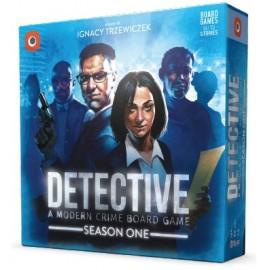 Detective: Season One - Board Game