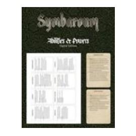 Symbaroum RPG Abilities & Powers