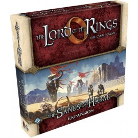 The Lord of the Rings LCG The Sands of Harrad Box