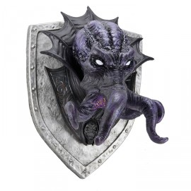 Dungeons & Dragons: Mind Flayer Trophy Plaque