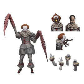 "IT - 7"" Scale Action Figure - Ultimate ""Dancing Clown"" Pennywise"