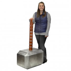 Marvel Classics - Oversized Foam Prop - Thor's Hammer