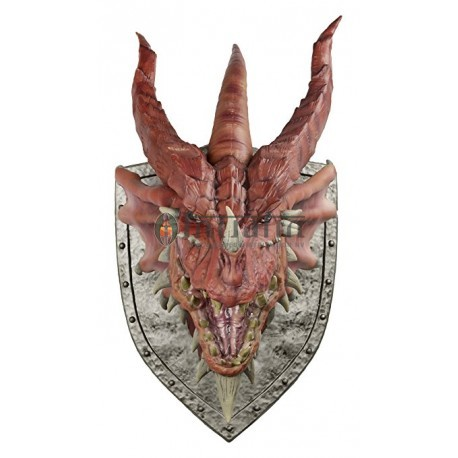 Dungeons & Dragons: Red Dragon Trophy Plaque