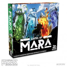 Gates of Mara Boardgame