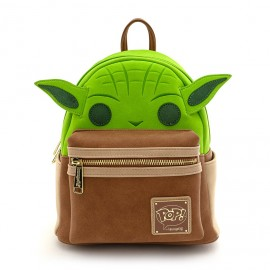 Loungefly Yoda Cosplay Mini Backpack