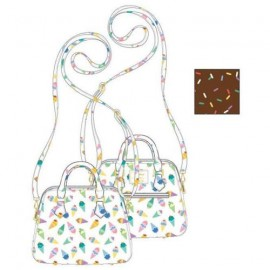 Loungefly Disney Princess Ice Cream Cross Body Bag