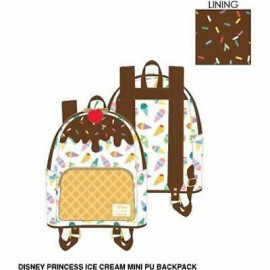 Loungefly LF Disney Princess Ice Cream Mini PU Backpack