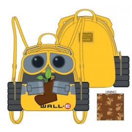 Loungefly Wall-E Plant Boot Mini PU Backpack
