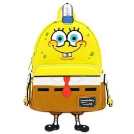 Loungefly Spongebob 20th Anniversary Mini Backpack
