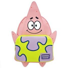 Loungefly Spongebob Patrick 20th Anniversary Mini Backpack