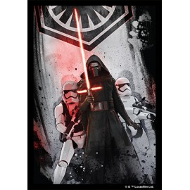 Star Wars Art Sleeves First Order 50p (50)