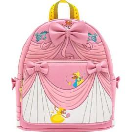 Loungefly Cinderella 80th Anniversary Dress Mini PU Backpack