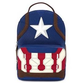 Loungefly Captain America End Game Hero Mini Backpack