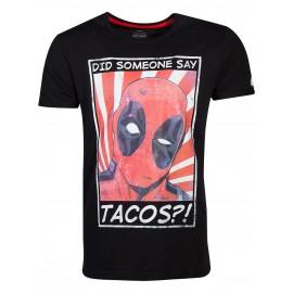 Deadpool - Tacos? Men's T-shirt - 2XL