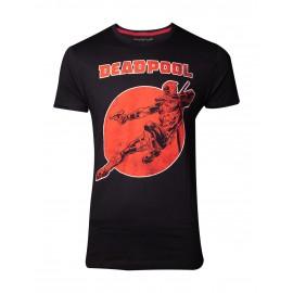 Deadpool - Vintage Men's T-shirt - 2XL