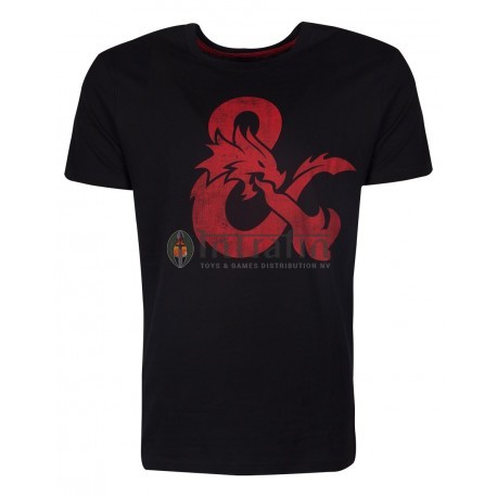 Hasbro - Dungeons & Dragons - Men's T-shirt - S