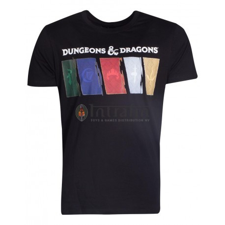 Dungeons & Dragons - Men's T-shirt - 2XL