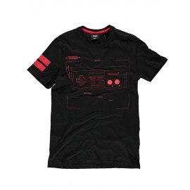 Nintendo - Controller Men's T-shirt - L