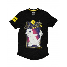 Pokémon - City Charmander Men's T-shirt - 2XL