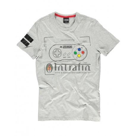 Nintendo - Super Power Men's T-shirt - XL