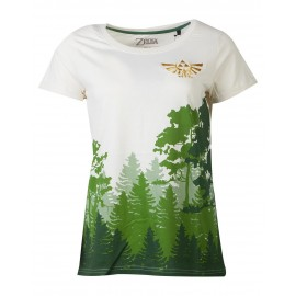 Zelda - The Woods Women's T-shirt - 2XL