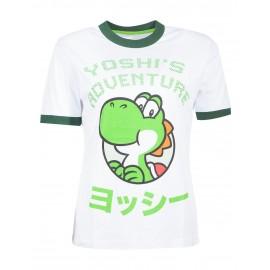 Nintendo - Super Mario Yoshi Women's T-shirt - XL