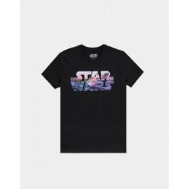 Star Wars - Baby Yoda Logo - T-shirt - S