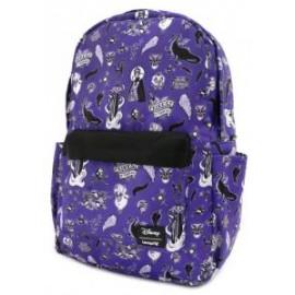 Loungefly Disney Villians Nylon Backpack