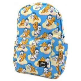 Loungefly Baby Hercules and Pegasus AOP Nylon Backpack