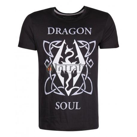 The Elder Scrolls - Dragon Soul Men's T-shirt - M
