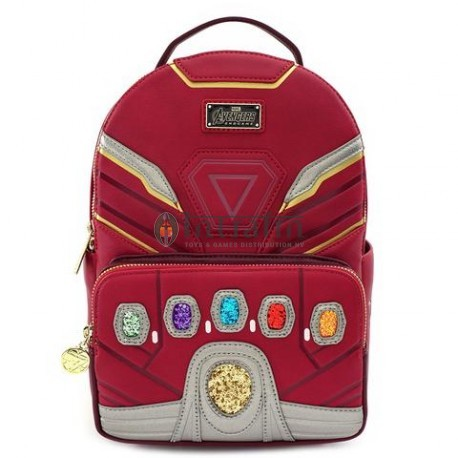 Loungefly Iron Guantlet End Game Hero Mini Backpack