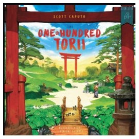 The One Hundred Torii boardgame