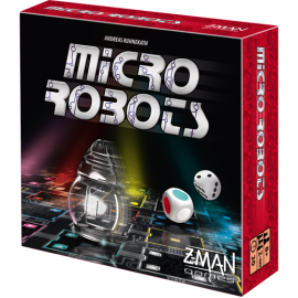 Micro Robots Expansion Board Game