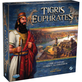 TIGRIS & EUPHRATES - Board Game